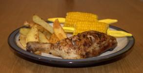Gluten free jerk chicken