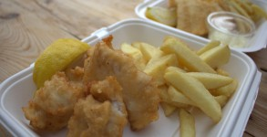 Fish shop dublin gluten free fish and chips