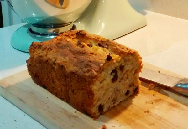 Easy Gluten Free Banana Bread