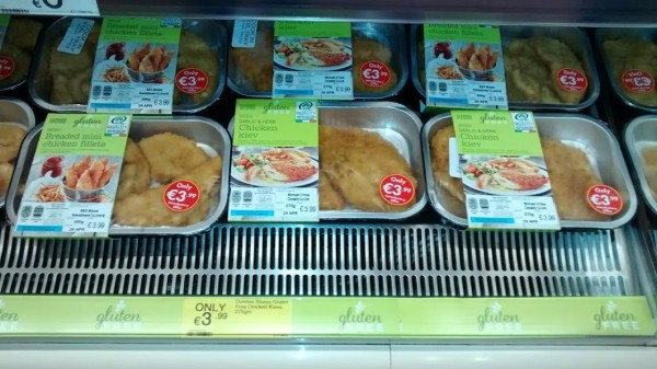 Dunnes Stores launch GF Breaded Chicken & Fish
