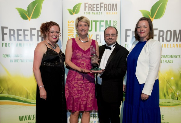 Irish Freefrom Food Awards 2016 – Congrats winners!