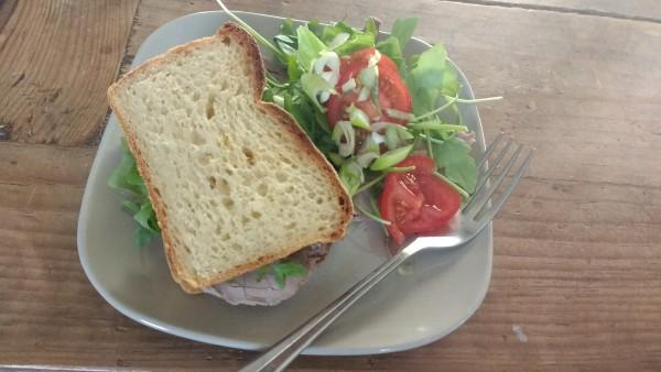 Lidl Gluten Free white bread mix – a winner!