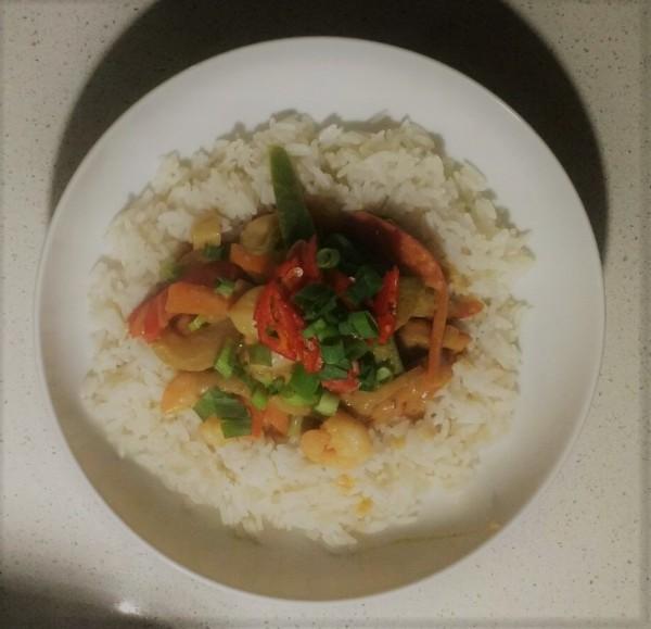 DIY  – Gluten Free Satay sauce